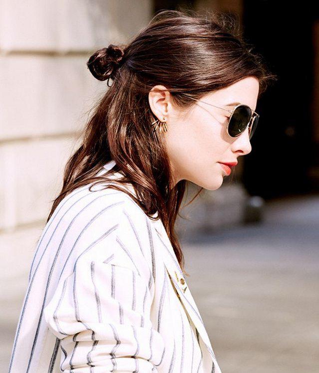 düz saçlılar için saç model önerileri