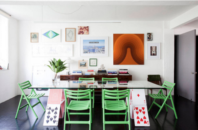 yemek odası dekor