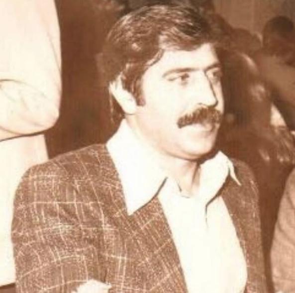 Ali Özbir aslen nereli Kürt mü babası Kürt idris kimdir işte fotoğrafı
