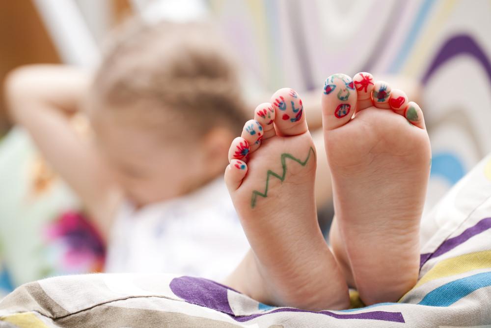 çocuklarda düztaban olup olmadığı nasıl anlaşılır